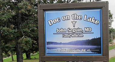 Doc by the Lake Clinic in Astorville